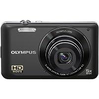 Olympus VG-120 14 MP Digital Camera , 5X Wide-Angle Optical Zoom (26mm), 3
