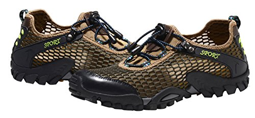 Green820 Shoes MOHEM Men Sneakers Outdoor Titans Hiking Trail For Casual qZZWfnRwg