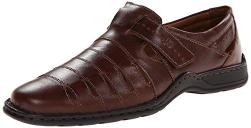 Josef Seibel Men's Lionel 06 Dress Sandal - Marone - 41 B...