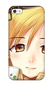 Hot blondes tea cups mahou shoujo Anime Pop Culture Hard Plastic iPhone 5/5s cases