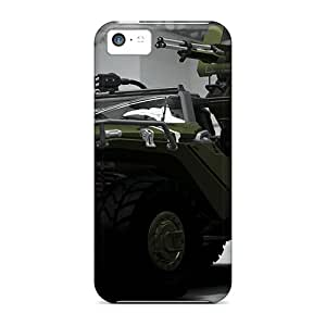 EmptySpiral Case Cover For Iphone 5c - Retailer Packaging Halo Warthog In Forza 4 Protective Case