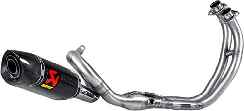 Akrapovic Racing AF SS/CF/CF Exhaust System S-Y7R2-AFC