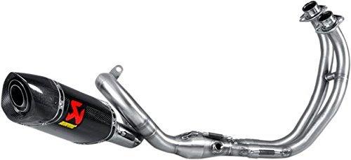 Akrapovic Racing AF SS/CF/CF Exhaust System S-Y7R2-AFC ()