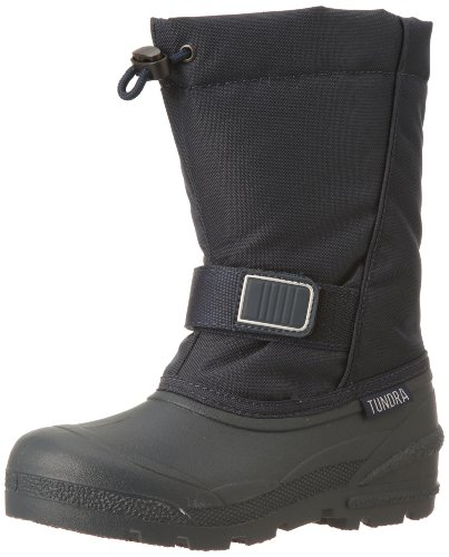 Price comparison product image Tundra Boulder Boot (Little Kid/Big Kid),Navy,13 M US Little Kid