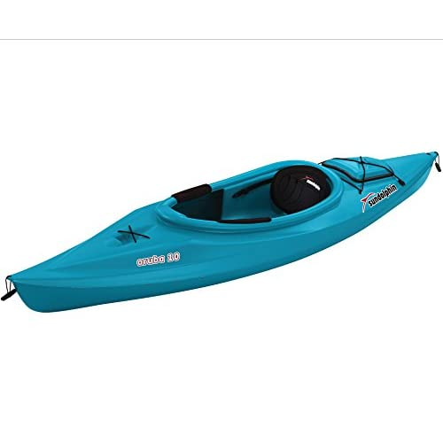 Sun Dolphin Aruba Sit-In Kayak, Ocean, 10-Feet