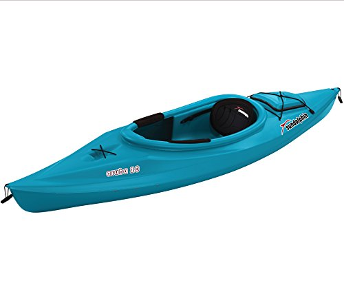 Sun Dolphin Aruba Sit-in Kayak (Ocean, 10-Feet)