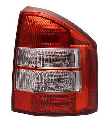 2007 - 2010 Jeep Compass Passenger Taillight Taillamp NEW 5303878AD CH2801169