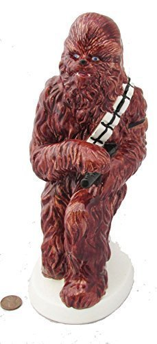 Chewbacca Ceramic Bank '82 Vintage Star Wars