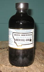 Buck Mountain Arnica Liniment for Animals-8 Ounce