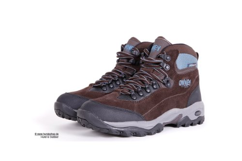 Owney Marshland Outdoorschuhe braun/blau