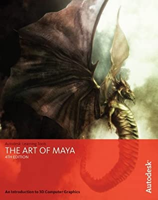 The Art of Maya: An Introduction to 3D Computer Graphics by Sybex