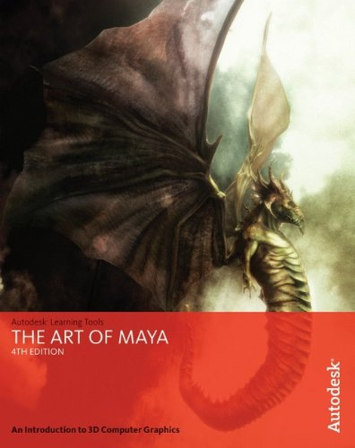 the-art-of-maya-an-introduction-to-3d-computer-graphics-2