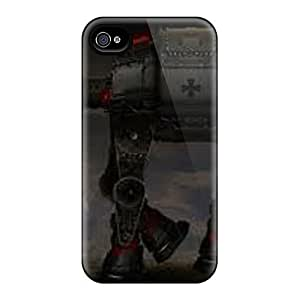 Top Quality Rugged German At At Case Cover For Iphone 4/4s
