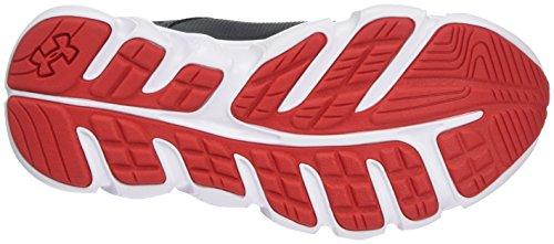 Under Armour Ua Bps Assert 6, Zapatillas de Running para Niños Gris (Rhino Gray 076)