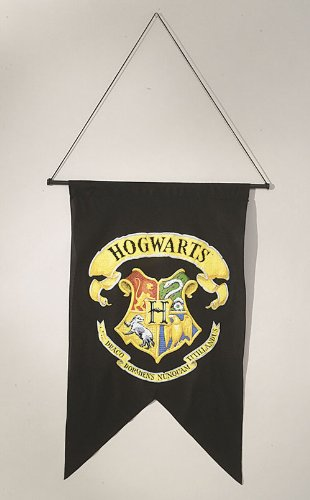 Hogwarts Banner Decoration (Harry Potter Themed Costumes)