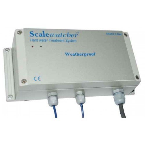 Scalewatcher 5 Star Weatherproof Heavy Duty Electronic Water Conditioner by Scalewatcher