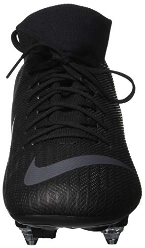 Chaussures Mixte pro De Noir Academy 6 Football Nike Superfly Adulte Sg 001 black SqwXTaT