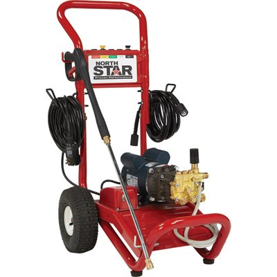 NorthStar Electric Cold Water Pressure Washer - 1700 PSI, 1.5 GPM, 120 Volt by NorthStar