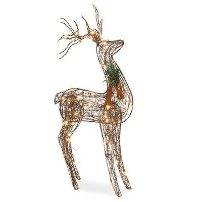 Wreath Christmas Reindeer (Noma/Inliten-IMPORT V53135-88 48