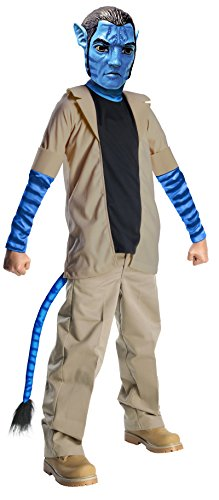 Avatar Child's Costume, Jake Sully Costume -
