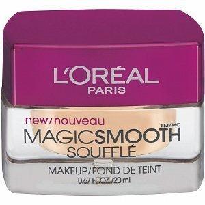 L'Oreal Studio Secrets Magic Smooth Souffle Makeup, Nude Beige