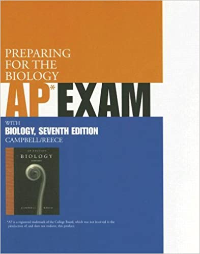 Amazon com: Preparing for the Biology AP Exam: With Biology