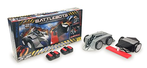 BATTLEBOTS Bronco and Tombstone Remote Control Vehicle 2 Pack