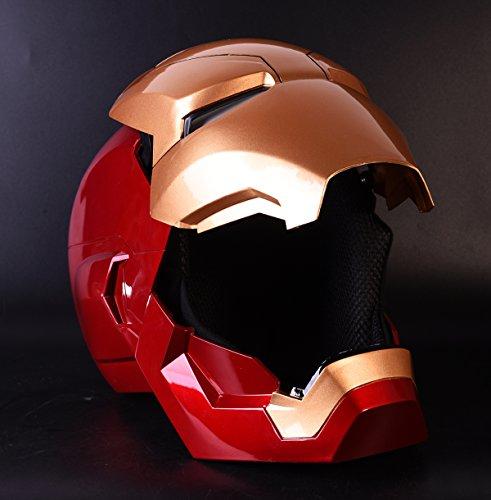 Gmasking 2017 Electronic Open Close Iron Man Mk46 Wearable