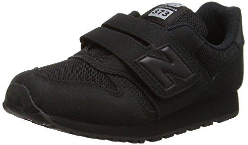 New Balance 373, Zapatillas Infantil, Negro (Black), 31 EU
