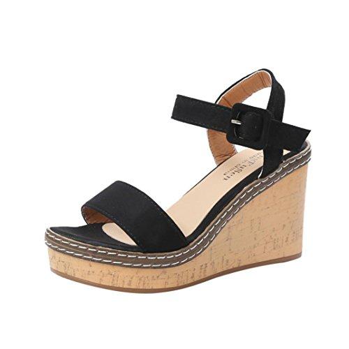 bce81e0ce5b89 ... Verano Chanclas Zapatos Moda Sandalias de Vestir. 70% OFF Sandalias  Mujer