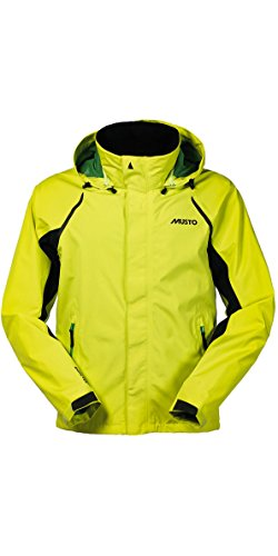 Musto Evolution Sardinia Gore-Tex Jacket - Vivid Yellow S
