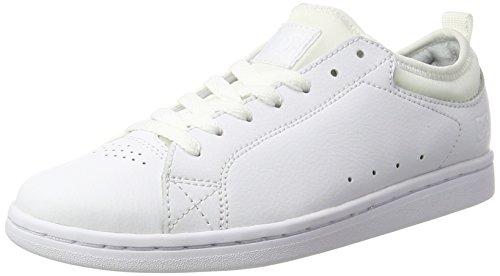 Dc Shoes Damen Magnolia Sneaker Weiss (bianco / Bianco / Bianco - Combinata)