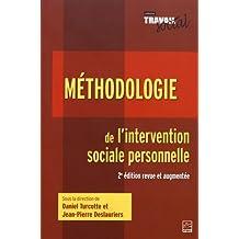 Méthodologie de l'intervention sociale personnelle - 2e édition