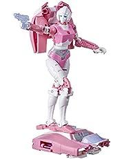 Transformers F0676 Toys Generations War for Cybertron Kingdom Deluxe, WFC-K17 Arcee, 14 cm, kinderen vanaf 8 jaar