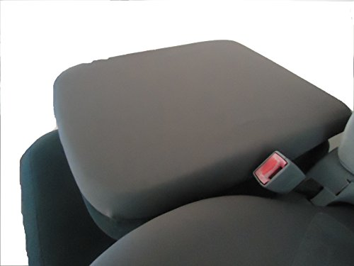 Car Console Covers Plus Fits 2000 Dodge Ram Series Neoprene Center Armrest Cover for Center Console Lid