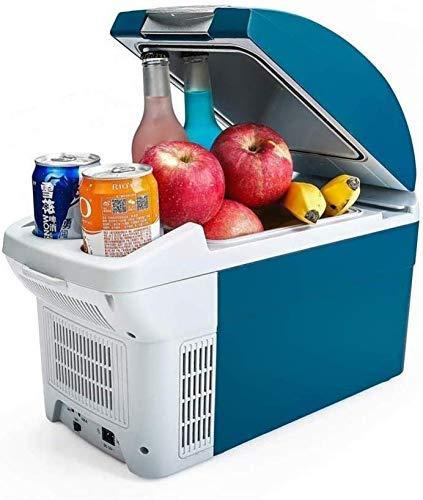 Dljyy 8.5L Fresco eléctrico Caja portátil congelador 12V / 220V ...