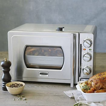 Wolfgang Puck Pressure Oven with Flavor Infusion Technology - Chrome by Wolfgang Puck Pressure Oven with Flavor Infusion Technology - Chrome