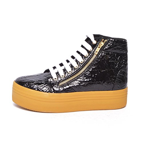 Jc Play scarpe HVEEKZIPPER W - BLACK GOLD (40)