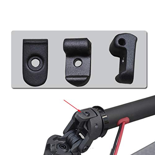 Price comparison product image MChoiceFront Folding Hook Clasp Pothook Buckle for Xiaomi Mijia M365 Electric Scooter Black