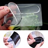 Jern Silicone Back Heel Liner Gel Cushion Pads Insole