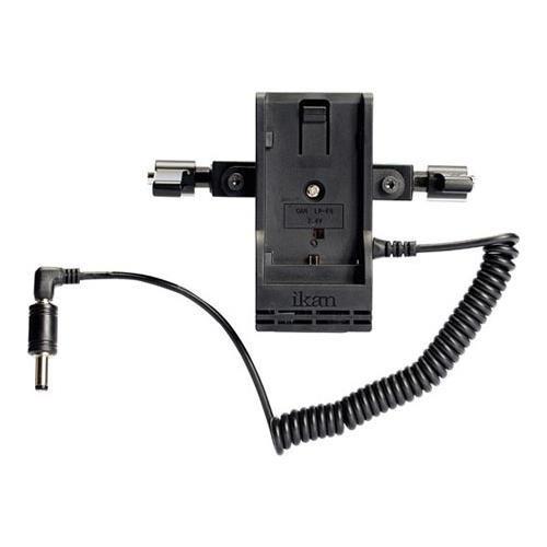 Ikan BMC-PWR-2RD-SU Black Magic Cinema Over Dual Rod DV Power Kit for Sony BP-U (Black) [並行輸入品] B074666F5W