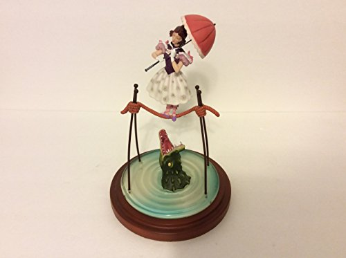 Disneyland HAUNTED MANSION 45th STRETCH PAINTING BALLET GIRL FIGURE