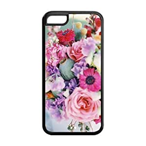 Lmf DIY phone caseFloral Pattern Design Solid Rubber Customized Cover Case for iphone 6 4.7 inch iphone 6 4.7 inch-linda112Lmf DIY phone case