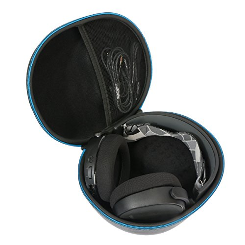 Baval Hard Case for SteelSeries Arctis 3 5 RGB Illuminated All-Platform Gaming Headset Mobile Phone Headphone