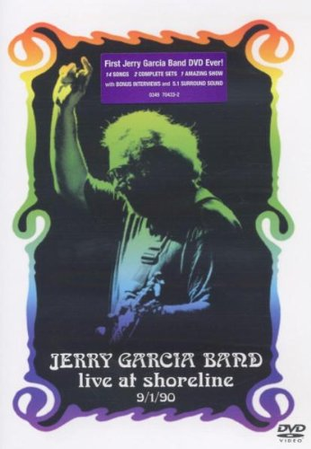 Jerry Garcia Band: Live at Shoreline by Rhino