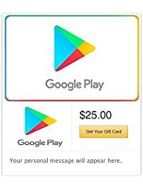 Google Play Gift Code - Email Delivery