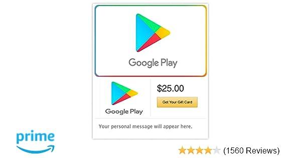 Amazon.com: Google Play Gift Code Configuration Asin - E ...