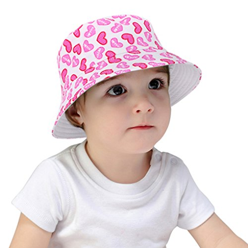 40% off Toddlers Kids Cotton Bucket Hat