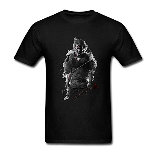 Price comparison product image GOGOGO JuDian Uncharted 4 A Thiefs End Nathan Drake T Shirt For Men S