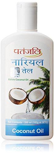Patanjali Aceite de Coco 200ml
